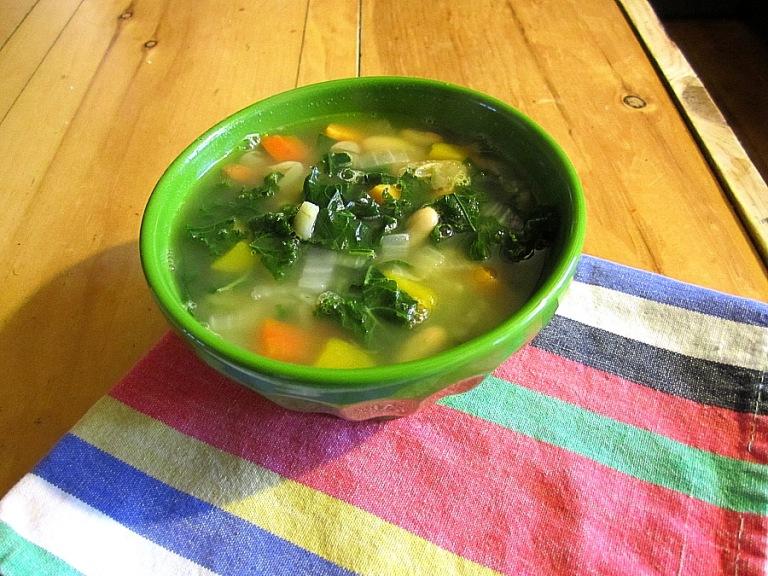 Kale_soup