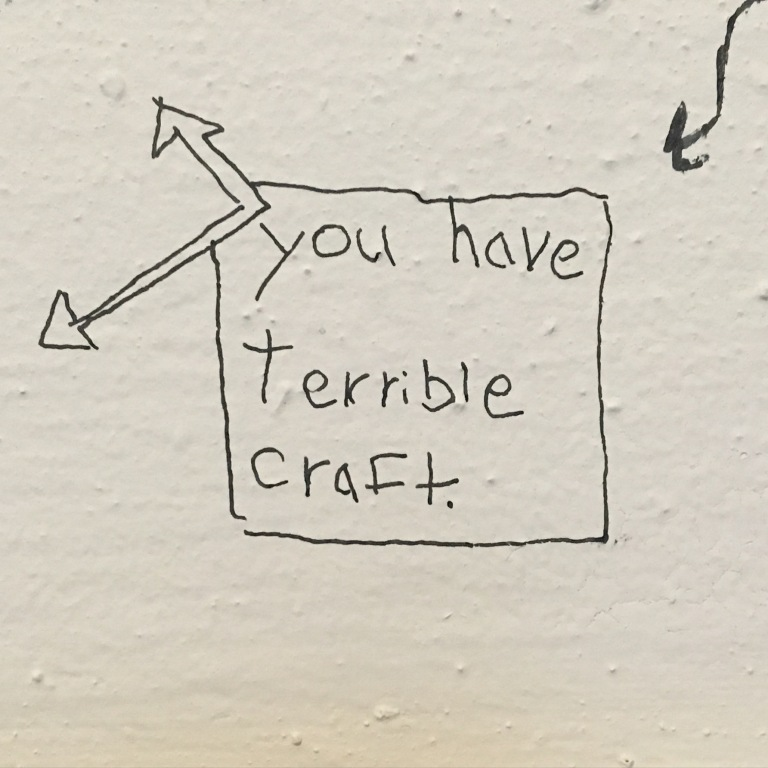 terrible craft
